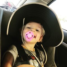 Have hat can #RoadTrip . . . . . #MyMummyCan