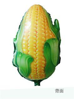 Corn Mylar Balloon