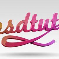 Create Super Glossy 3D Typography in Illustrator and Photoshop (via psd.tutsplus.com)