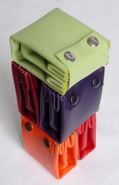 FairyFiligree: Where on Art......? - Ferry Meewisse Folded bags