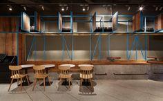 OT Grill by Golucci International Design, Beijing – China » Retail Design Blog