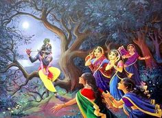 #Krishna, the All Atractive