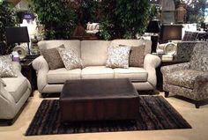 New Sofa setting looks for 2015. #HPMKT