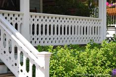 sawn baluster design