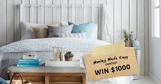 Win $1000 in Bouclair items! Refer a friend to this contest to receive a bonus entry!