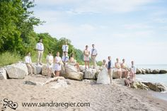 Shayna & Scott are Married – Bayfield, Ontario & Hessenland Country Inn Bayfield Ontario, Lakeside Wedding, Mount Rushmore, Wedding Ceremony, Park, Country, Beach, Travel, Wedding Ideas
