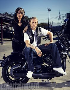 ''It will be hard to leave her,'' Katey Sagal says of bidding farewell to Gemma after seven seasons. She remembers sitting with Charlie Hunnam (Jax)