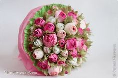 Creative Ideas - DIY Chocolate English Rose 24