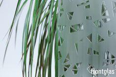 MADRAS ® Diamante weiß  www.frontglas.de #Glas #Glass