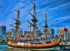 old-sailing-ship by jim miney photography, via Flickr