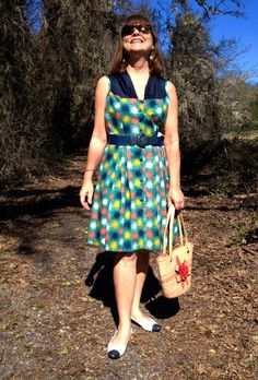 Pattern Reviews> Butterick> 6090 (Misses' Dress and Belt)