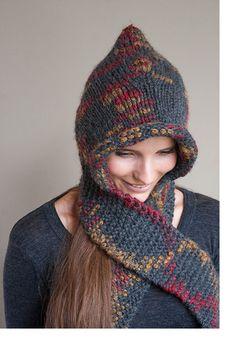FREE hoodie knitting pattern – Woolworx