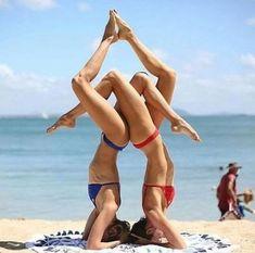 Trendy Yoga Beach Handstand Ideas #yoga