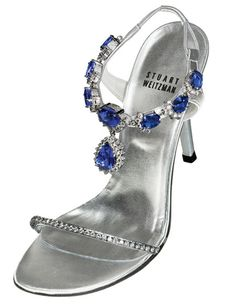 Most Expensive Shoes - Stuart Weitzman Tanzanite Heels  - $2,000,000