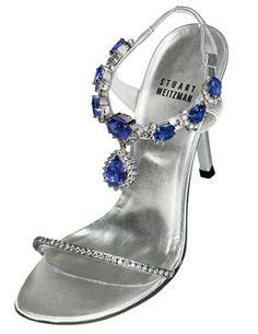 Most Expensive Shoes - Stuart Weitzman Tanzanite Heels  - $2,000,000