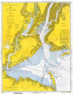 Nautical Map