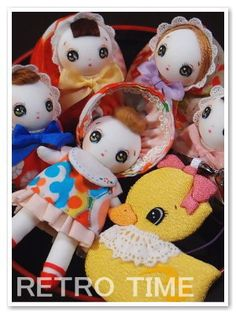 Bunka doll from japan