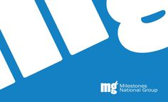 Milestones National Group Logo Design