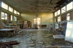The 15 creepiest abandoned places in Britain you'd NEVER spend the night in – The Sun Abandoned Places In The Uk, St Gerard, Abandoned Hospital, Imagines, Surrey, Birmingham, Britain, Creepy, The Incredibles