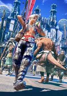 Final Fantasy XII, Van