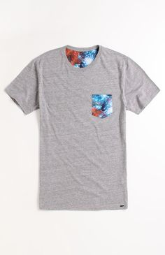 On The Byas Norm Pocket Crew Tee