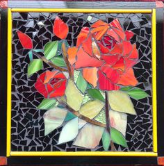 Red Rose by Veronica Scott