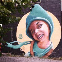 Linus Lundin aka. Yash es un artista urbano sueco y animador especializado en…