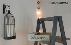 DIY Home Decor styling to achieve a easy peasy decor, room decor plan number 3386633678 Diy Décoration, Diy Crafts, Origami, Diy Home Decor, Room Decor, Home And Deco, Craft Storage, Diy Art, Ladder Decor