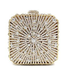 Two Side Crystal Clutch handbag Women Evening Bags Evening Bag For Wedding Party Purse Mini Fashion Hollow out Purse Crystal Box, Crystal Rhinestone, Bag Quotes, Silver Clutch, Metal Chain, Clutch Purse, Evening Bags, Fashion Accessories, Purses