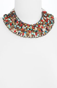 Nakamol Design 'Spice o' Life' Bib Necklace available at #Nordstrom