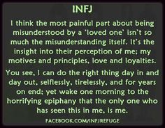 Not about Narcissist but it is how it feels when you realize the narcissist in your life does NOT SEE you.