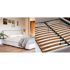 GUS MODERN Gardiner Bed (Queen)   www.modlivin.com   $1850 Modern Bedroom Furniture, Queen Beds, Bedrooms, Outdoor Blanket, Design, Home Decor, Decoration Home, Room Decor, Contemporary Bedroom Furniture