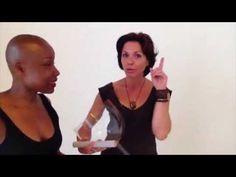 Ressentez, vibrez grâce au son avec Muriel Lacombe l MartineNM Danse