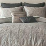 Norwood Reversible Comforter Set & Accessories