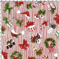 Fabric Designs Christmas Crowd Red Fabric Yard - red and white christmas fabrics Last Minute Christmas Gifts, Handmade Christmas Gifts, Personalized Christmas Gifts, Christmas Gift Wrapping, Homemade Christmas, Vintage Christmas, Christmas Crafts, White Christmas, Christmas Quotes