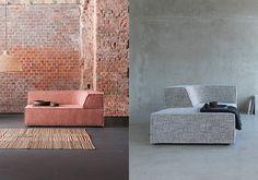 Elemental seating pleasure: Trio by COR