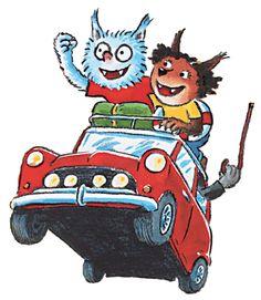 Alle boeken van Dolfje Weerwolfje zijn populaire bij kinderen met dyslexie.