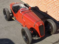 1930 Austin 7 Special Racecar. ...These Austin 7 specials are just so cool!
