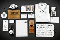 Basically the most amazing branding I've ever seen. Hotel Daniel - Branding & Photography by moodley brand identity , via Behance Corporate Identity Design, Brand Identity Design, Graphic Design Branding, Visual Identity, Logo Design, Ci Design, Stationery Design, Personal Identity, Design Agency