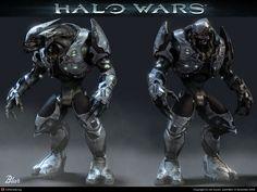 Halo Wars, Xbox 360. El cuerpo que te toco, la ideología y la misión que te toco desempeñar en esta vida