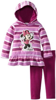 Disney Baby-girls Infant 2 Piece Mickey Mouse Pullover Hood and Pant, Purple, 12 Months Disney http://www.amazon.com/dp/B00CBTRKHO/ref=cm_sw_r_pi_dp_sqeRub1NQ3EK8