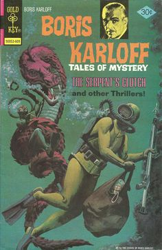 Boris Karloff: Tales of Mystery 70