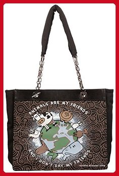 6898239c0ec Calico Dragon Animals Are My Friends And I Don t Eat My Friends Vegan Tote
