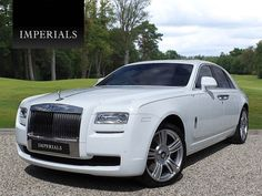 JUST IN! VAT Q 2014 RR Ghost V Series Limited Edition covering 12,000 miles from new, available at £169,995 inc. VAT