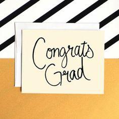 Confetti Graduation Card