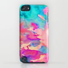 iPod touch case Amy Sia | Society6