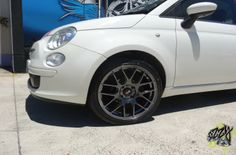 Fiat 500 Rims & Mag Wheels