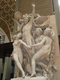 """File:Jean-Baptiste Carpeaux """"La danse"""" musée d'Orsay Paris France.JPG"""