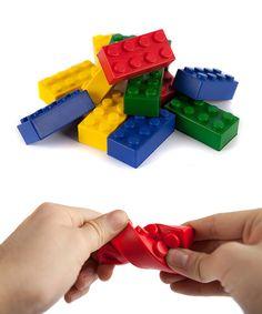 Love this Primary Soft Blocks Set by SOFT BLOCKS on #zulily! #zulilyfinds