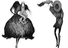 Laura Laine服装设计欣赏